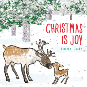Christmas is Joy book