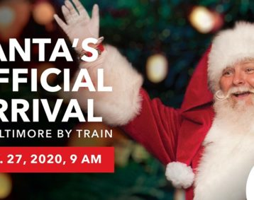 Santa's Official Arrival
