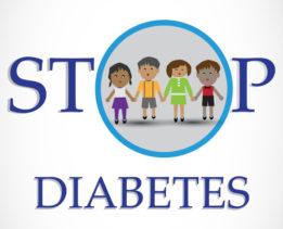 Stop Diabetes graphic