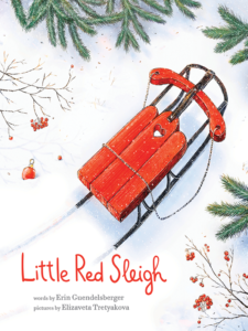 Little Red Sleigh book