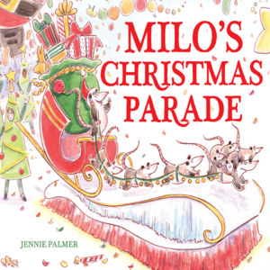 Milos Christmas Parade book