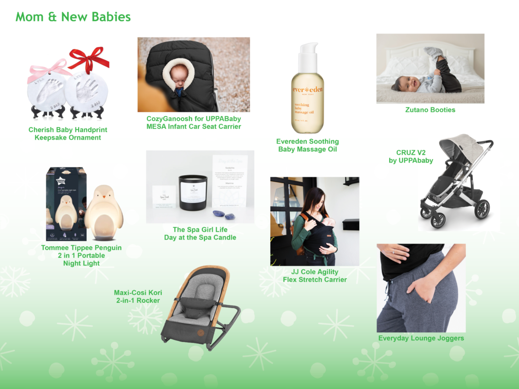 NAPPA award winning gifts for moms and new baby
