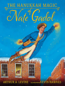 The Hanukkah Magic of Nate Gadol book