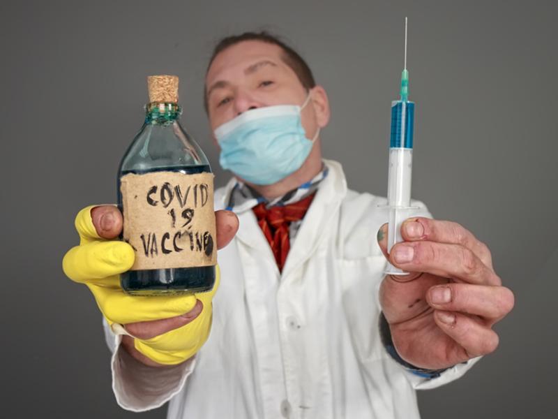 Beware of vaccine fraud