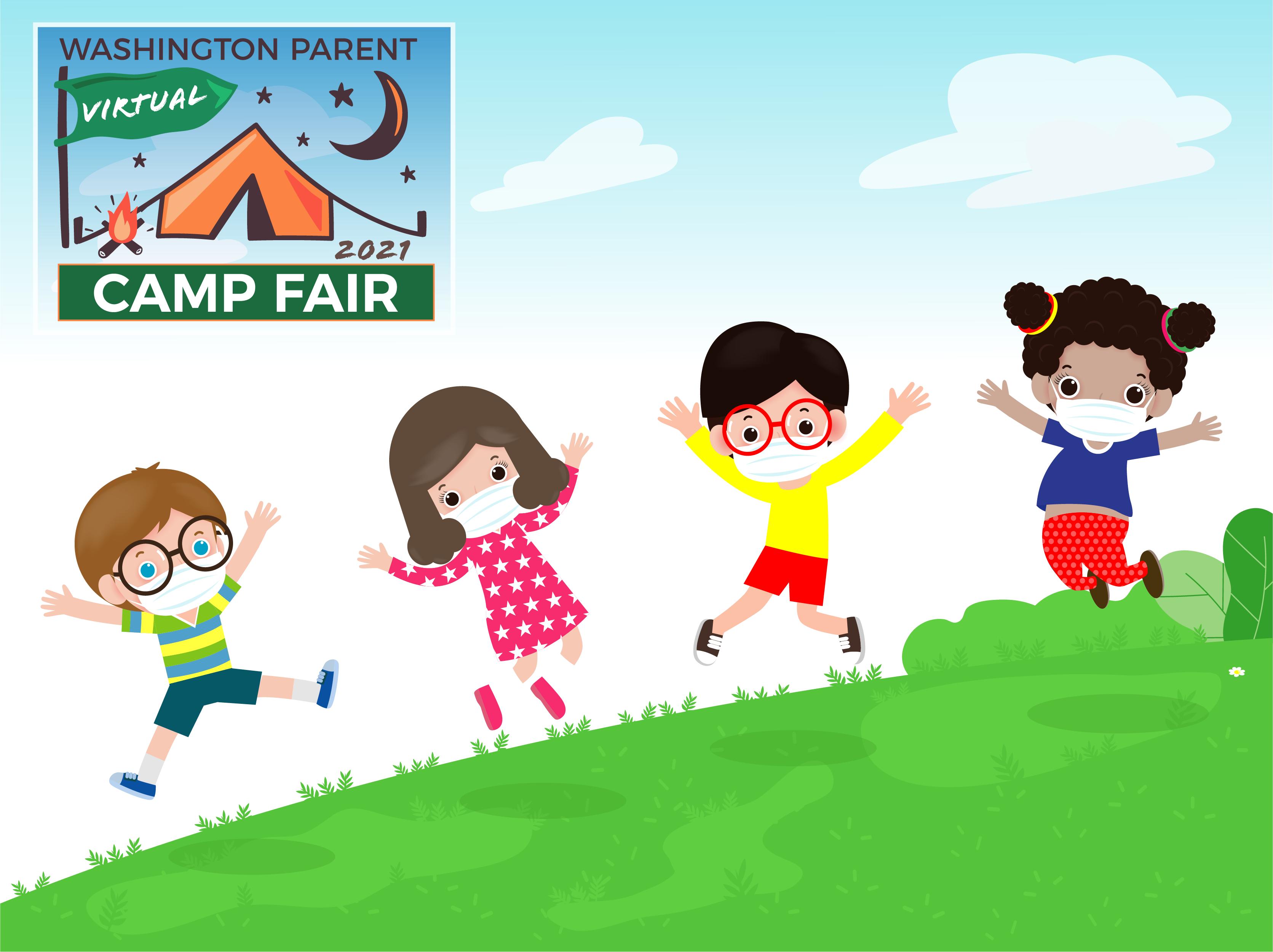 Washington Parent Virtual Camp Fair