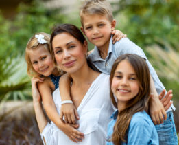 why are my children different from each other and me?