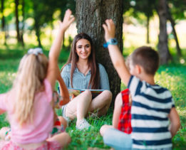 10 Reasons Your Teen Should Be a Camp Counselor
