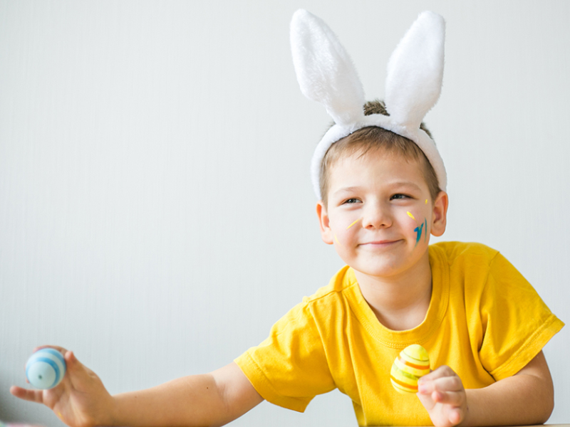 Easter crafts and activities
