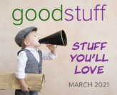 Good Stuff March 2021