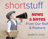Short Stuff March 2021