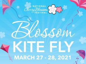 Blossom Kite Fly