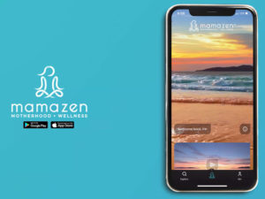 MamaZen Mindful Parenting App