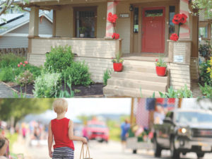 Petal Porch Parade