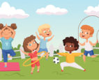summer camp for kids - type of camp