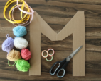 Mother's Day arts and crafts