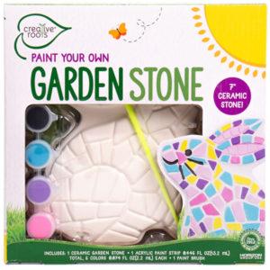 Eco-friendly crafts garden stone