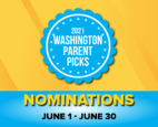 Washington Parent Picks Nominations 2021