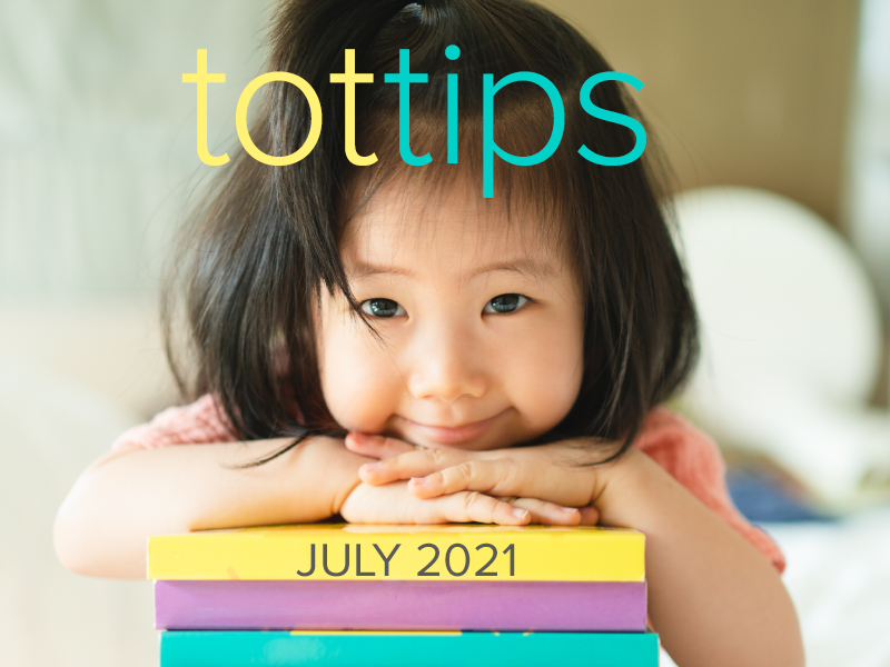 july tot tips
