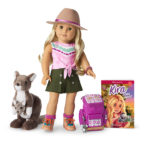 Kira Doll with book and accessories