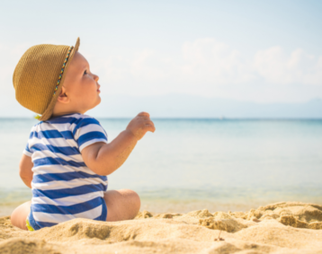 Summer Fun with a baby