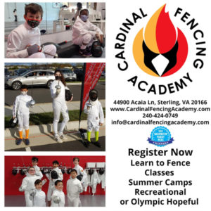 cardinal fencing news and notes