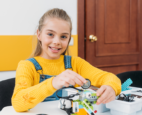 Empowering Girls in the Field of STEM