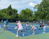 Get in a Pickleball Game at the YMCA