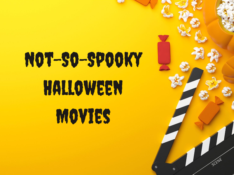 not so spooky halloween movies