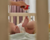 babys crib mattress